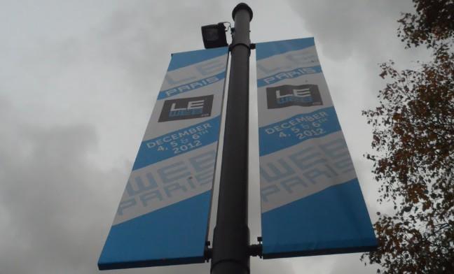 LeWeb'12 Paris Banners