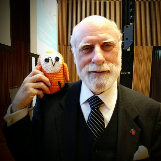 Vint Cerf and the Good Fight for the IoT