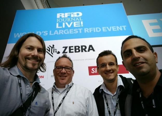 reelyActive at RFID Journal Live 2016