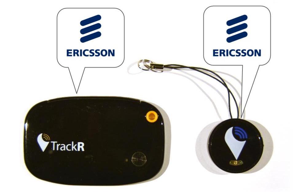 TrackR as Ericsson