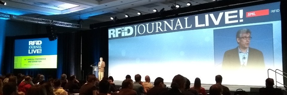 RFID Journal Live 2018 | The reelyActive Blogs