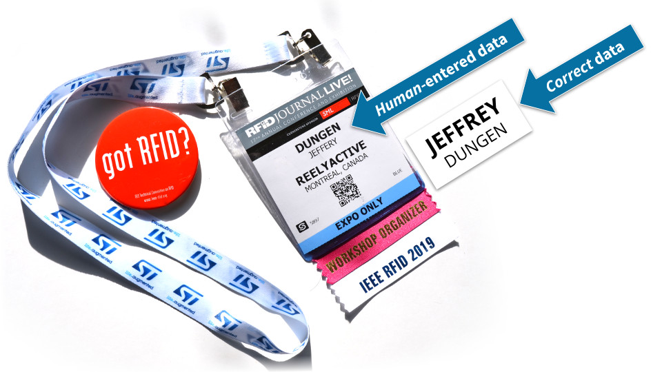 RFID Journal Live 2019 | The reelyActive Blogs