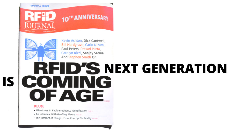 RFID's next generation is coming of age