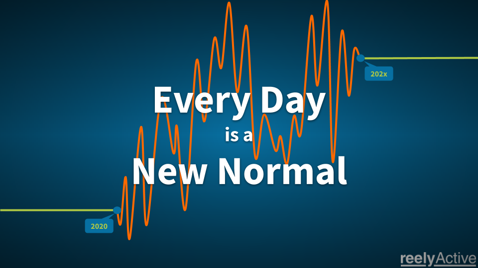 Every Day is a New Normal