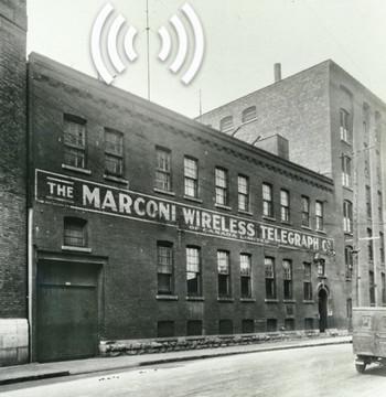 Marconi Wireless Telegraph Co. of Canada on William Street
