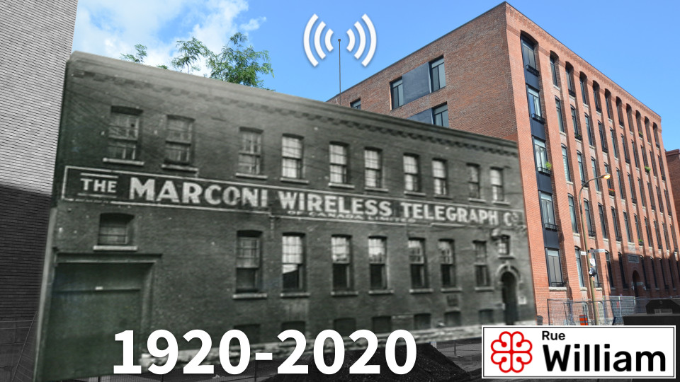 Neighbours in Radio History